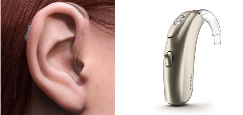 Aparaty słuchowe zauszne (BTE)