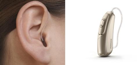 aparaty słuchowe RIC